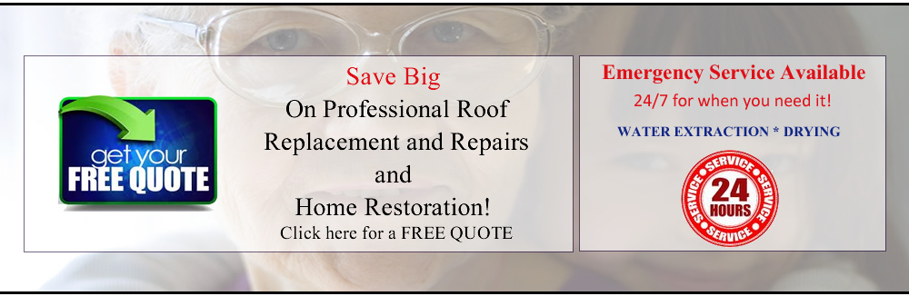 roof replacement, roof repairs
